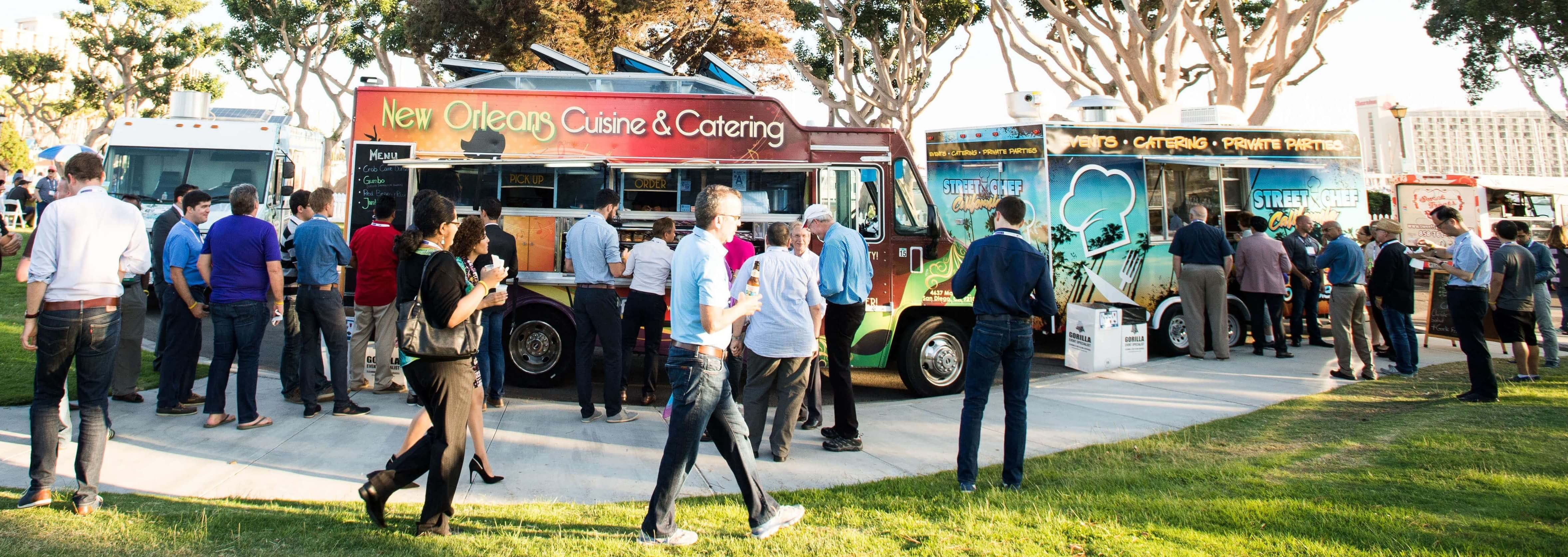 San Diego Food Truck Events